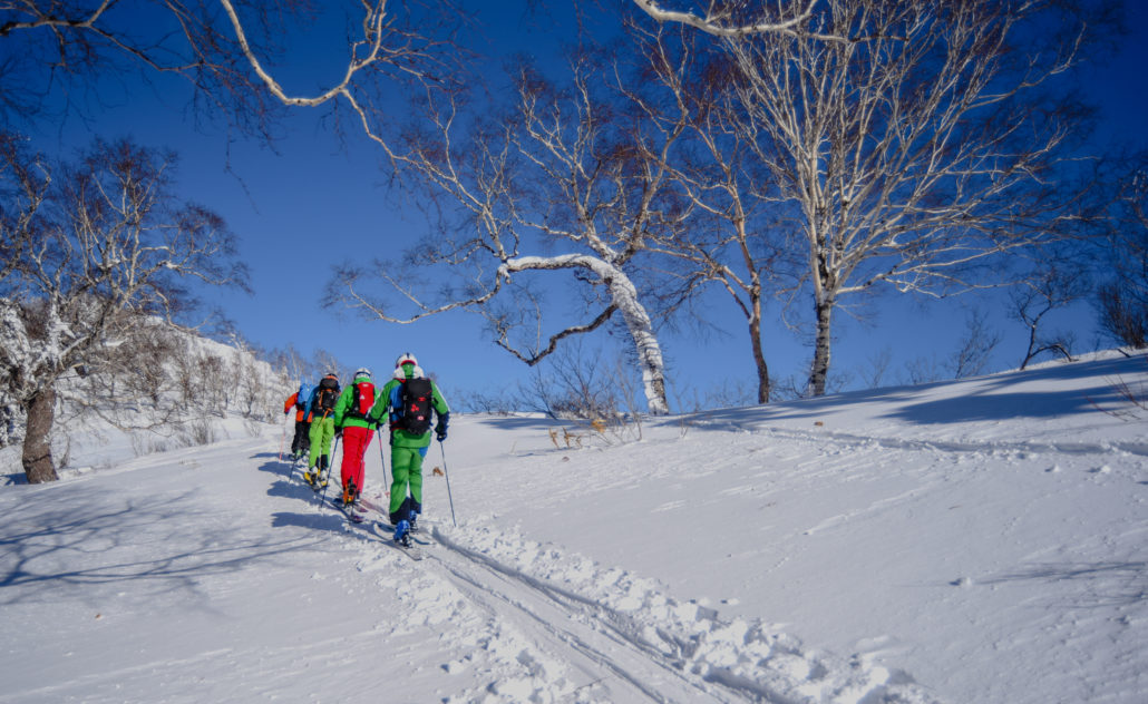 Introduction To Backcountry Touring Hokkaido Japan