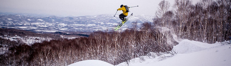 Cat Skiing Japan: Sinkflug* - simonrainer.com