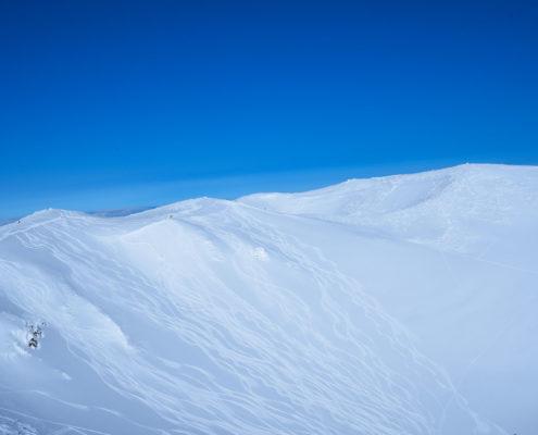 Mt Yotei Backcountry Skiing